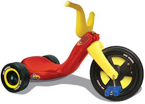 The Original Big Wheel 11'' SIDEWALK SCREAMER Tricycle Mid-Size Ride-On