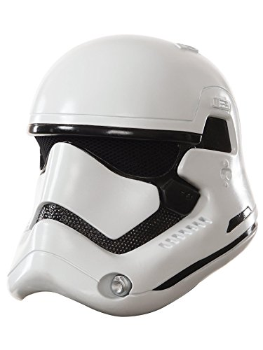 - Star Wars: The Force Awakens Adult Stormtrooper 2-Piece Helmet