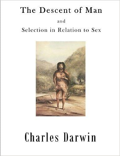 Charles darwin sexual selection