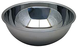 Stainless steel mixing bowl 33cm 4136600