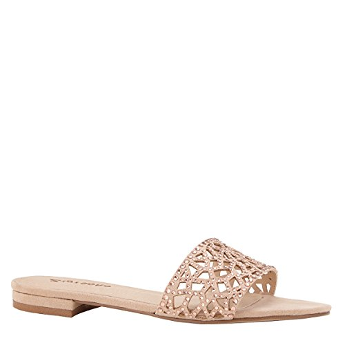 Zigi soho Slide Taniya Women's Sandal Cinnamon RRqwrZC