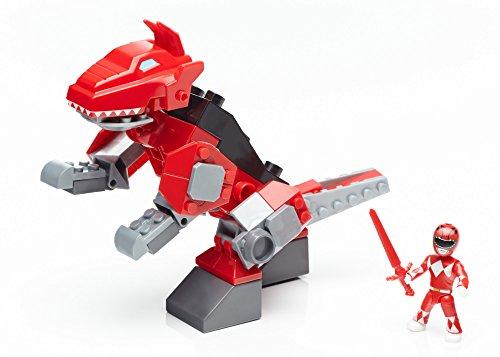 Mega Construx Power Rangers T-Rex Zord Building Kit