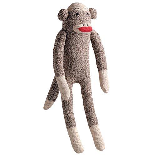 MultiPet Sock Pals Monkey 10