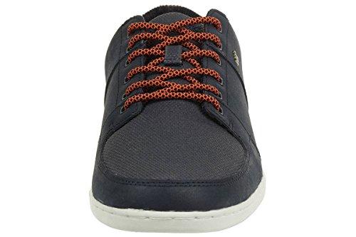Boxfresh Spencer WKH LEA/HWC Sneaker Men Trainers blue E14014 blau