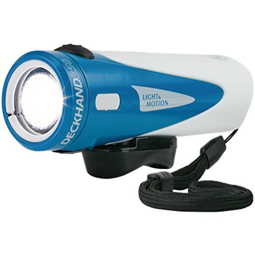 Light and Motion Deckhand 350 Flashlight by Light and Motion