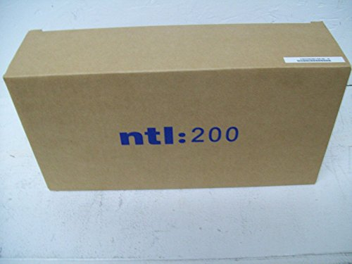 NTL 200 European Cable Modem Model # 08004EU w/Power Adapter & Leads by Ambit (Image #2)