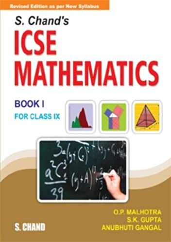 amazon in buy s chand s icse mathematics class ix old edition rh amazon in