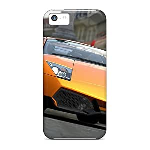New Design Shatterproof WOo33209emHC Cases For Iphone 5c (murcielago)