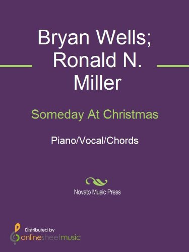 Someday At Christmas Kindle Edition By Bryan Wells Ronald N
