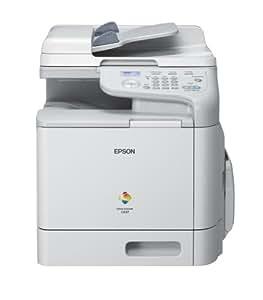 Epson AcuLaser CX37DN 600 x 600DPI Laser A4 24ppm multifuncional - Impresora multifunción (Laser, Colour printing, Colour copying, Colour scanning, Mono faxing, 120000 páginas por mes)