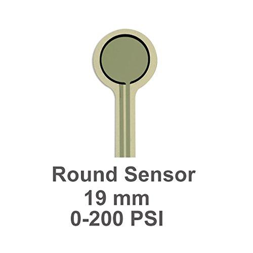 Tactilus Free Form Round Sensor 0.75 in. (19mm)