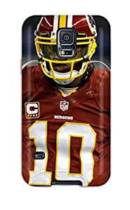 High Impact Dirt/shock Proof Case Cover For Galaxy S5 (robert Griffin Iii)