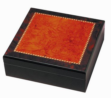 (Craftsman's Bench 25-Cigar Humidor Cavalier)
