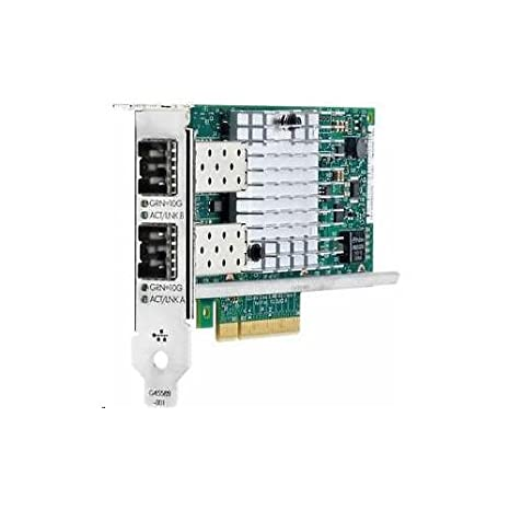 Hewlett Packard Enterprise Ethernet 10Gb 2-Port 562SFP+ Interno ...