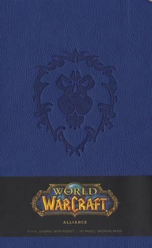 World of Warcraft Alliance Hardcover Blank Journal (Insights -