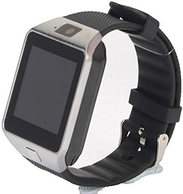 Niños Reloj Inteligente para Adultos Smartwatch DZ09 Llamada de ...
