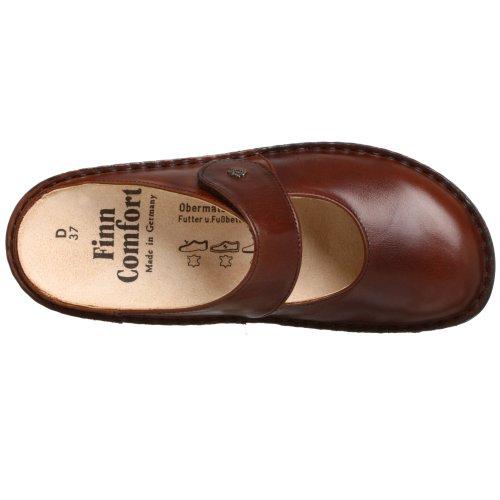 Finn Comfort Womens 2552-014099 Espresso Oldbag