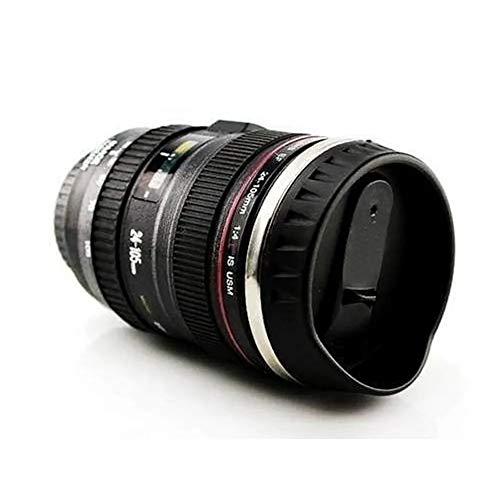 Caneca Lente Câmera Fotográfica