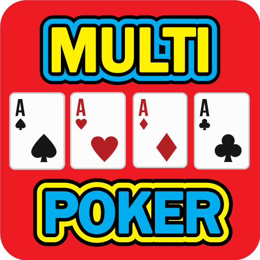 Multi Video Poker (Free Slot Wi)