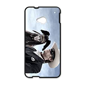 YESGG Pirates of the Caribbean Design Pesonalized Creative Phone Case For HTC M7