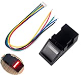 Optical Fingerprint Reader Sensor Module Red Light for Arduino Mega2560 UNO R3