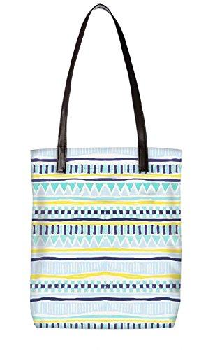 Snoogg Strandtasche, mehrfarbig (mehrfarbig) - LTR-BL-3499-ToteBag