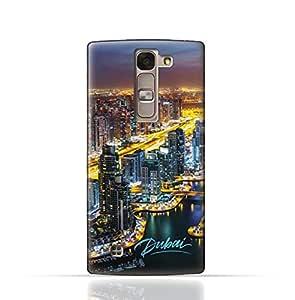 LG Magna TPU Silicone Case with Dubai Marina Design