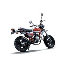 Aoshima 1/12 Honda APE50 Deluxe Mini Bike