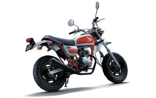 Aoshima 1/12 Honda APE50 Deluxe Mini Bike Toy