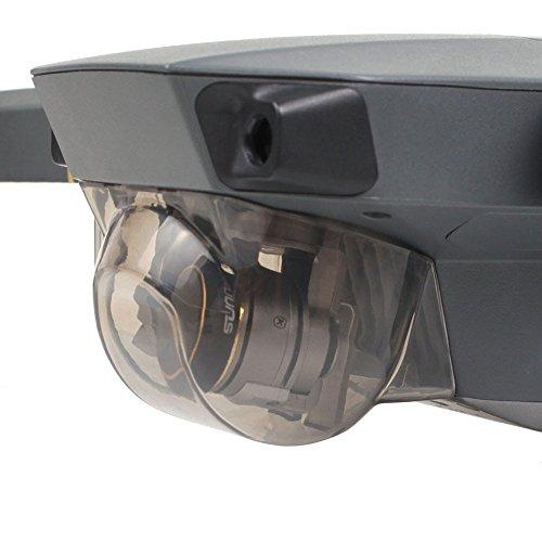 Alonea New Gimbal Camera Cover Gray Hood Cap Protector For DJI Mavic Pro Drone (A)