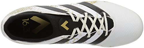 outlet order outlet store cheap online Adidas Performance Men's Ace 16.3 Primemesh in Soccer Shoe White/Metallic Gold/Black jGWpTS7z