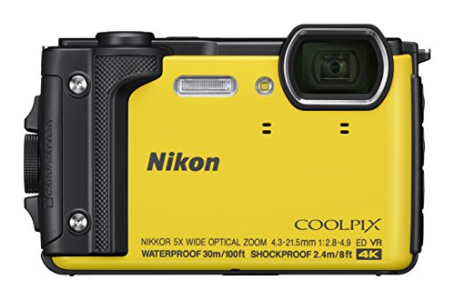Nikon W300 Waterproof Digital Camera