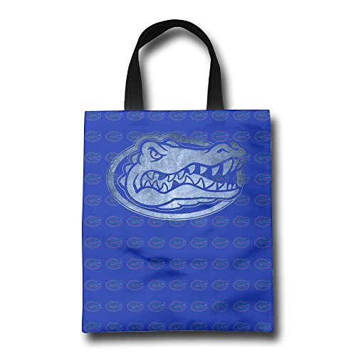 FKKTee Florida Gators Black Pond Logos Reusable Grocery Bag