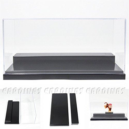 Odoria Clear UV Acrylic Display Box Case 7.8