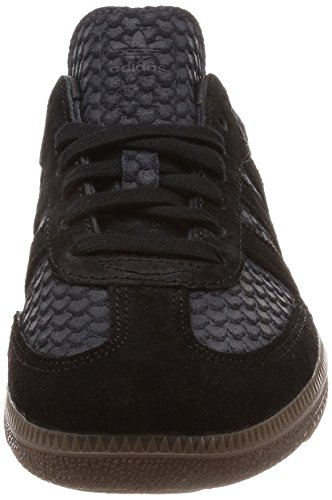 Gum5 Fitness de OG Negbás 000 Negbás Femme Noir adidas Samba W Chaussures gnRB7