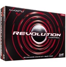 2015 Maxfli Revolution Control (12 Pack)