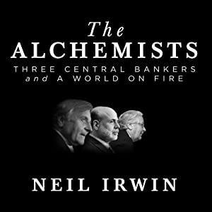 The Alchemists Audiobook
