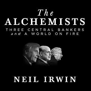 The Alchemists Audiobook