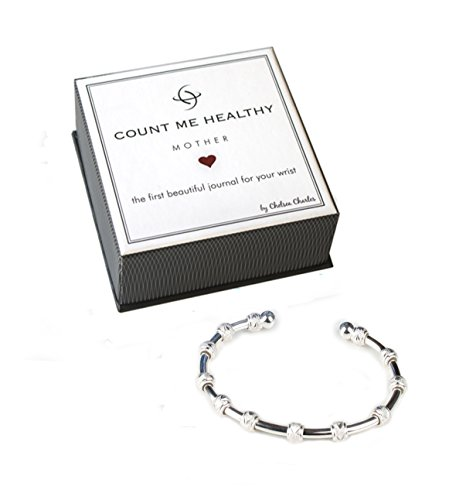 Count Healthy Mother Journal Bracelet product image