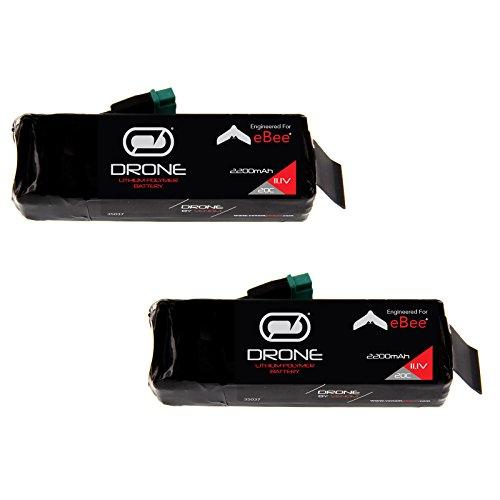 Venom 20C 3S 2200mAh 11.1V LiPo Drone Battery for SenseFly x2 packs