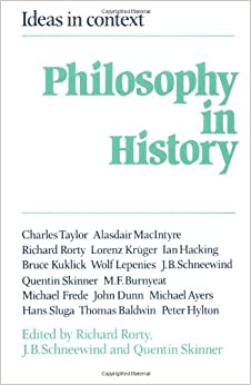 philosophy in history essays in the historiography of philosophy philosophy in history essays in the historiography of philosophy ideas in context