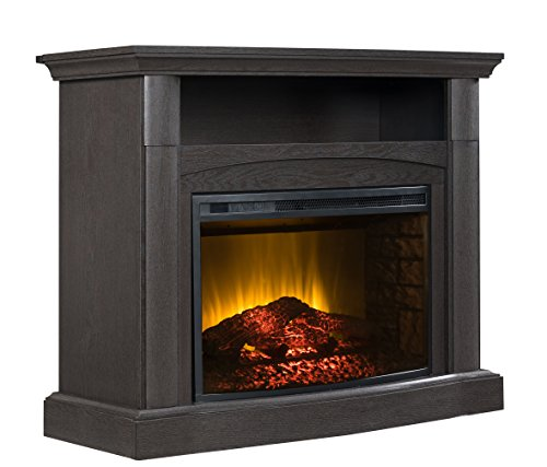 Log Corner Tv Shelf (BoldFlame Angunox 40