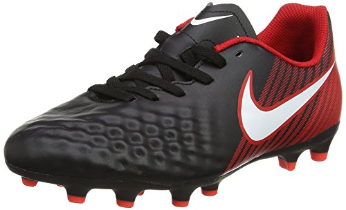 Bright Nike Football 061 Adults' White 844204 374 Red University Crimson Unisex Black Multicolour Boots qOggfvr