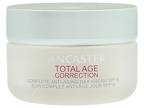 Lancaster Total Age Correction Complete Anti-Aging Day Cream Spf15, 1.7 Ounce