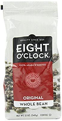 Eight O'Clock Coffee, Original Whole Bean from Eight O'Clock Coffee