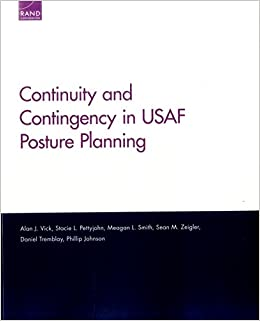 Continuity and Contingency in USAF Posture Planning