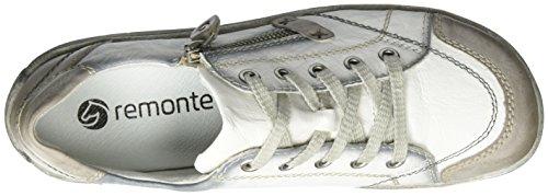 Remonte Donne D3808 Derby Bianco (ghiaccio / Bianco / Bianco / 80)