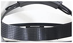 HAWK OPTICALS LED Illuminated PVC Head Magnifier With Adjustable Straps And 5 Interchangable Lenses: MG-15151