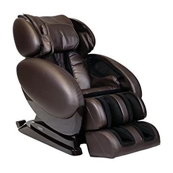 Massage Infinity chaises IT-8500X3-EB IT-8500X3 fauteuil de massage, brun chocolat
