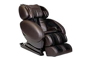 Infinity Massage Chairs IT-8500X3-EB IT-8500X3 Massage Chair, Chocolate Brown